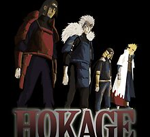 The Great Hokage  by jpmdesign