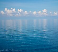 Indonesian Horizon by 1bluecanoe