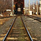 International Train Bridge by rumimume