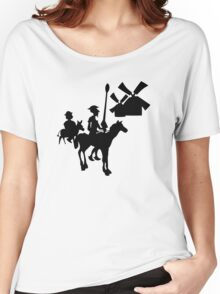 Don Quixote Women's Relaxed Fit T-Shirt