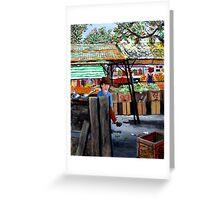 Feria de Tristan Greeting Card