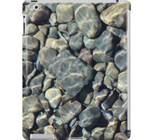 River Rocks 1 iPad Case/Skin