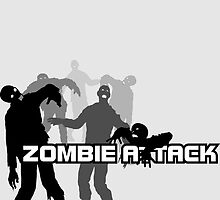 Zombie Attack by tnmgraphics