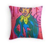 Reflection of Claude Monet Throw Pillow