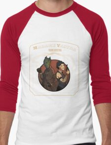 Victorian detectives Men's Baseball ¾ T-Shirt