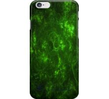 Fire - Green iPhone Case/Skin