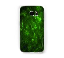 Fire - Green Samsung Galaxy Case/Skin