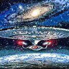 The Enterprise by Joe Misrasi