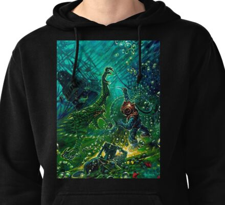 shipwreck Pullover Hoodie