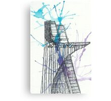 Stark Tower Canvas Print