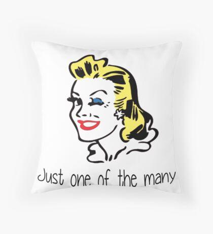 Sarcasm Throw Pillow