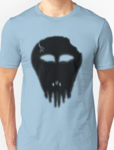 CRACKED BLACK SKULL T-Shirt