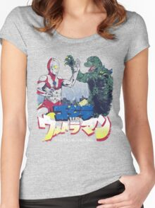 Clash of the Titans Women's Fitted Scoop T-Shirt