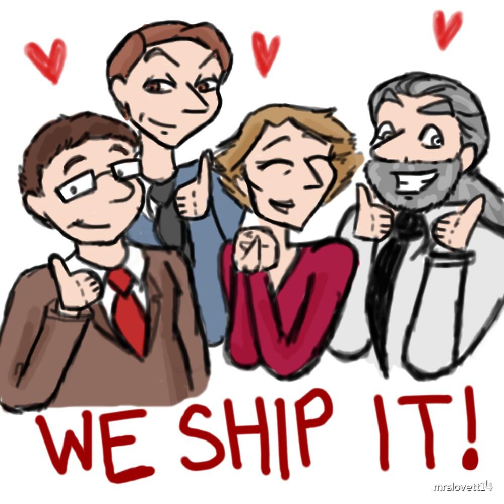 Sherlock Shippers by mrslovett14