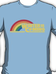 Rainbow Is Coming [No Clouds] T-Shirt