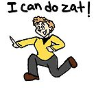 Chekov-I can do zat! by mrslovett14