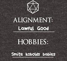 Lawful Good people's hobbies  Unisex T-Shirt