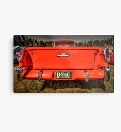'55 Red BowTie Metal Print