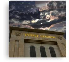 Yankee Stadium, NY Canvas Print