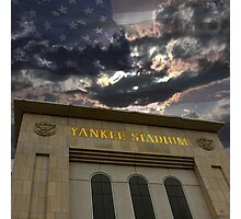 Yankee Stadium, NY Photographic Print