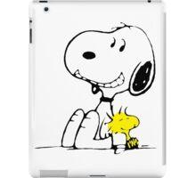 Snoopy and Woodstock iPad Case/Skin