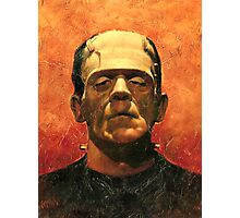 Frankensteins Monster Photographic Print