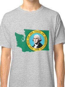 Washington State | SteezeFSC Classic T-Shirt