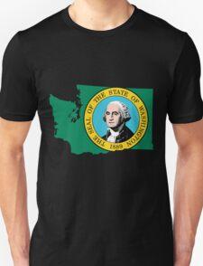 Washington State [Blk] | SteezeFSC T-Shirt