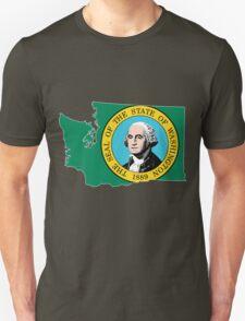 Washington State [Wht] | SteezeFSC T-Shirt