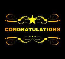 congratulations by maydaze