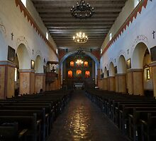 San Juan Bautista Mission #5 by AmishElectricCo