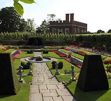 Hampton Court by Anthony Ogle