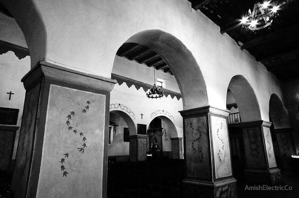 San Juan Bautista Mission #10 by AmishElectricCo