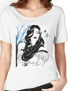Yennefer - The Witcher Women's Relaxed Fit T-Shirt