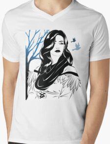 Yennefer - The Witcher Mens V-Neck T-Shirt