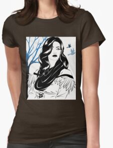 Yennefer - The Witcher Womens Fitted T-Shirt