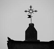 San Carlos de Carmelo Mission by AmishElectricCo