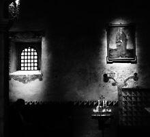 San Carlos de Carmelo Mission #3 by AmishElectricCo