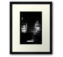 San Carlos de Carmelo Mission #3 Framed Print