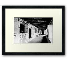 San Carlos de Carmelo Mission #5 Framed Print