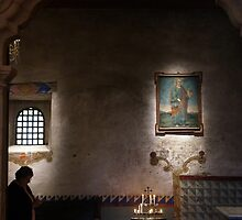 San Carlos de Carmelo Mission #8 by AmishElectricCo
