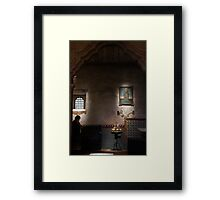 San Carlos de Carmelo Mission #8 Framed Print
