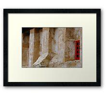 San Carlos de Carmelo Mission #12 Framed Print