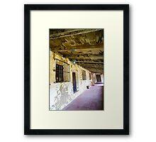 San Carlos de Carmelo Mission #13 Framed Print