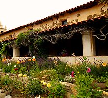San Carlos de Carmelo Mission #17 by AmishElectricCo
