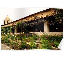 San Carlos de Carmelo Mission #17 Poster