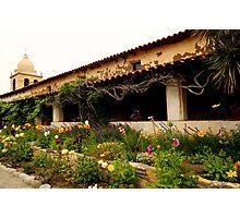 San Carlos de Carmelo Mission #17 Photographic Print