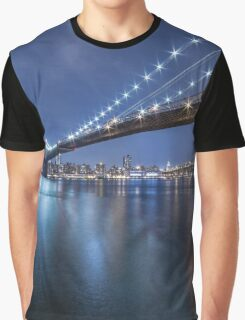 Into The Arms Of The Night Graphic T-Shirt