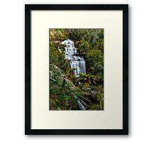 Fainter Falls - Bogong Victoria Framed Print