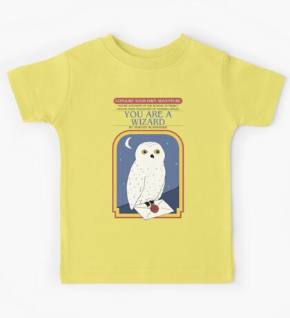 Conjure Your Own Adventure Kids Clothes